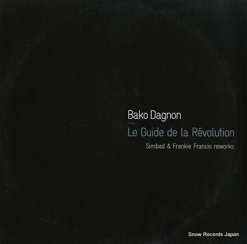 DAGNON, BAKO le guide de la revolution 6156796 - front cover