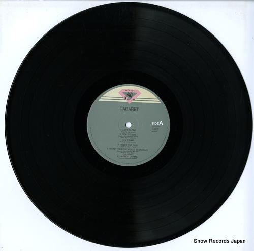 V/A cabaret 28AH2009 - disc