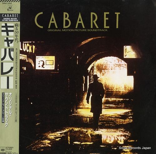 V/A cabaret 28AH2009 - front cover