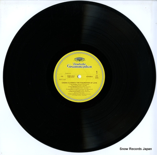 V/A the fascination of love 25MG0942 - disc