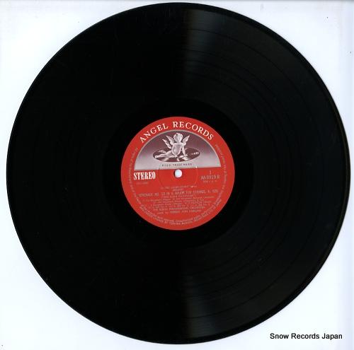 KARAJAN, HERBERT VON karajan / berlin philharmonic orchestra AA-9919B - disc