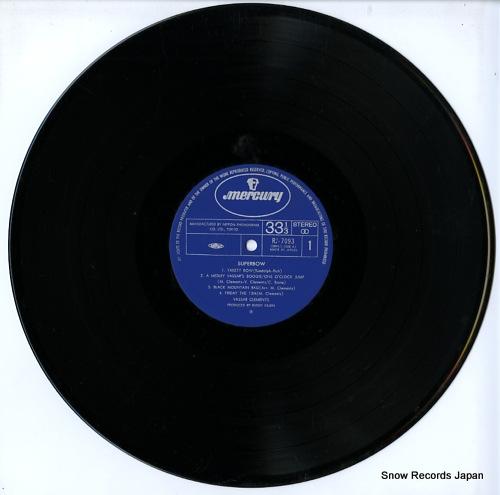CLEMENTS, VASSAR superbow RJ-7093 - disc