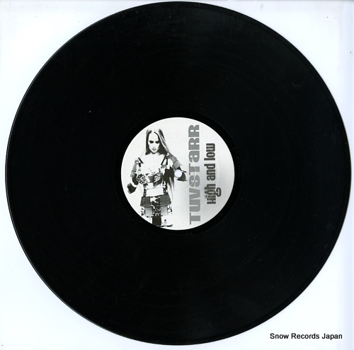 TUVSTARR high and low IMMENSE008 - disc