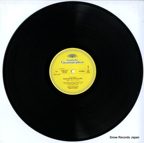 BOHM, KARL schumann; symphonie nr.4 20MG0677 - disc