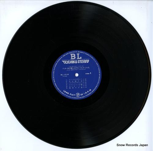 SHIRAKATA, BUCKIE, AND ALOHA HAWAIIANS best and best cool sound BL-1018 - disc