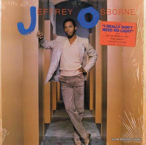 ジェフリー・オズボーン jeffrey osborne SP-4896