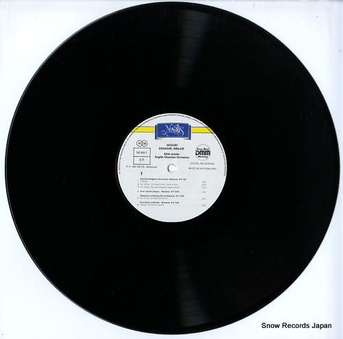 MATHIS, EDITH mozart; exsultate, jubilate 150064-1 - disc
