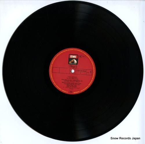 BERGER, ERNA zum 80. gebertstag 1C137-46104/05M - disc