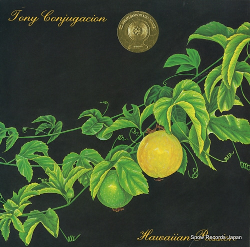 CONJUGACION, TONY hawaiian passion KHR-1003 - front cover