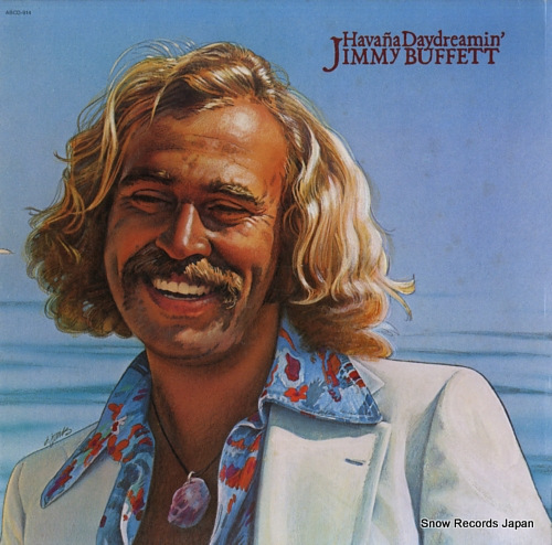 BUFFETT, JIMMY havana daydreamin' ABCD-914 - front cover