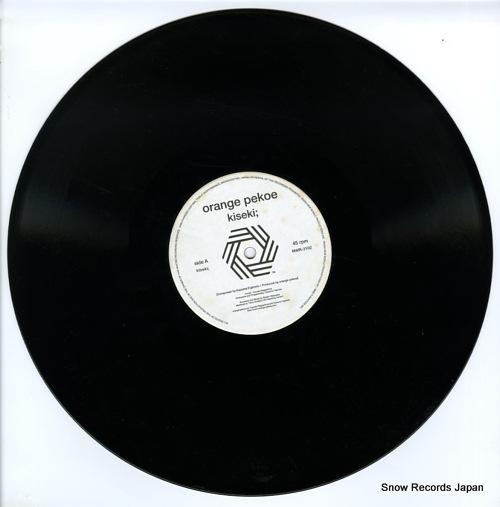 ORANGE PEKOE kiseki NWR-3102 - disc