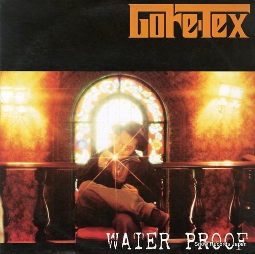 GORE-TEX water proof with intro GUNLP-1001 - front cover