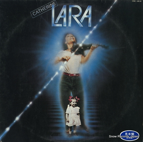LARA, CATHERINE catherine lara L28B-1061 - front cover