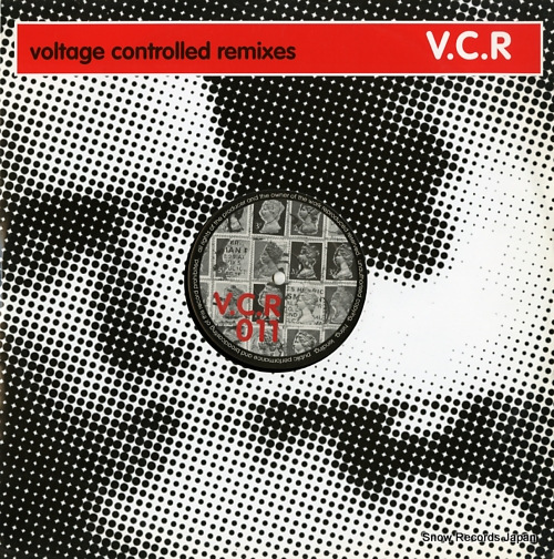 TICKLE AND SAYBER nemesis V.C.R011 - front cover