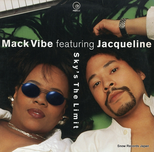 MACK VIBE, THE sky's the limit 54218-0 - front cover