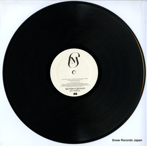 MONDO GROSSO butterfly AIJT5077 - disc