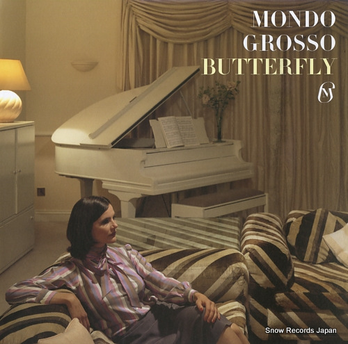 MONDO GROSSO butterfly AIJT5077 - front cover