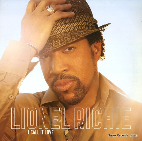 RICHIE, LIONEL i call it love 0602517076853 - front cover