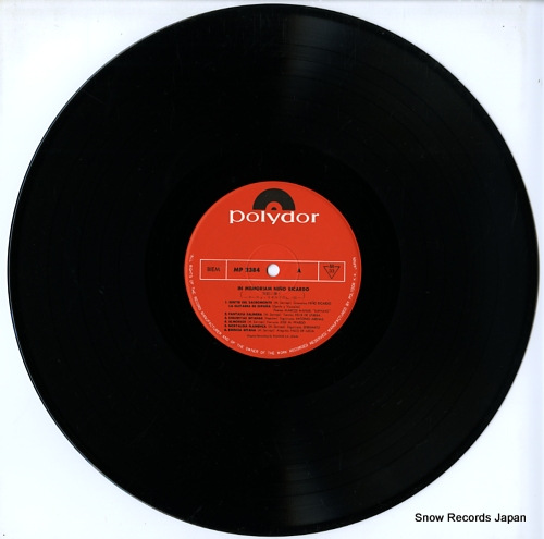 RICARDO, NINO in memoriam MP2384 - disc