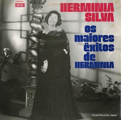 HERMINIA SILVA os maiores exitos de herminia SLPDX1010