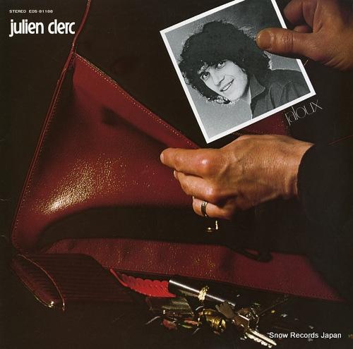 CLERC, JULIEN jaloux EOS-81188 - front cover