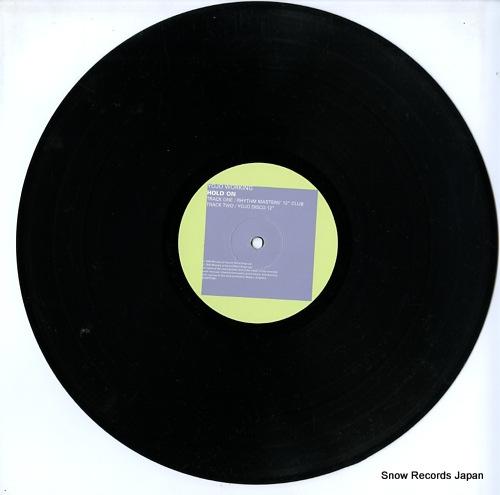 YOJO WORKING hold on (remixes) SOMTR18 - disc