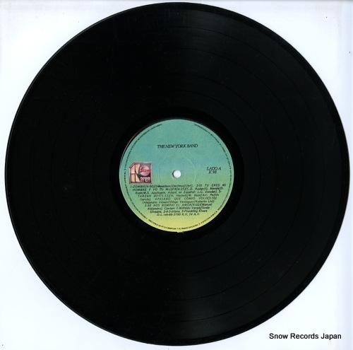 NEW YORK BAND, THE wilfrido vargas presenta KLP-98 - disc
