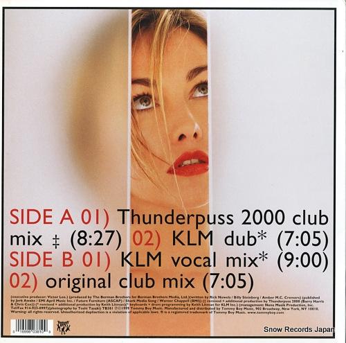 AMBER sexual (li da di) TB381 - back cover