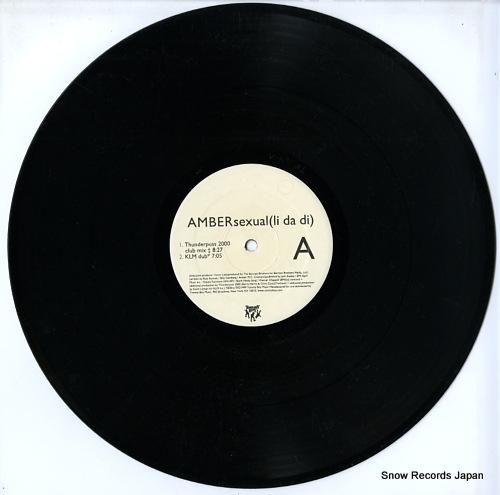 AMBER sexual (li da di) TB381 - disc