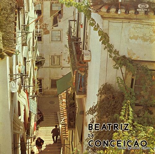 DA CONCEICAO, BEATRIZ canta lisboa MOV-7.010S - front cover