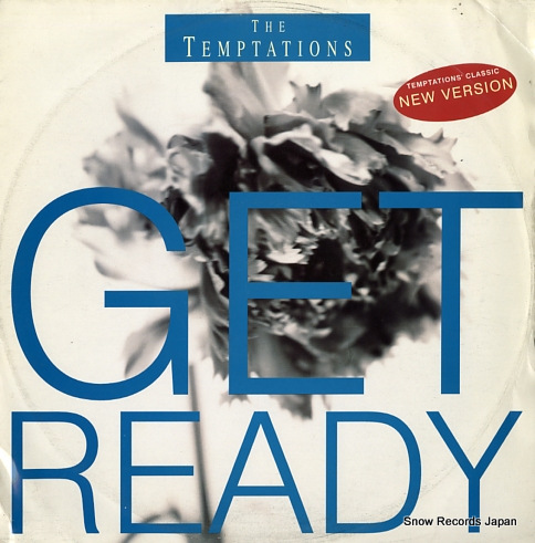 TEMPTATIONS, THE get ready TMGX1405/860027-1 - front cover