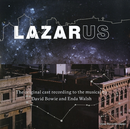 ORIGINAL NEW YORK CAST lazarus 88985374551/C-176553 - front cover
