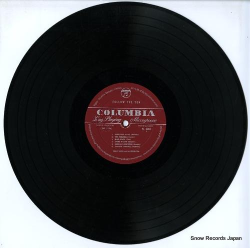 GREEN, PHILIP follow the sun YL3001 - disc