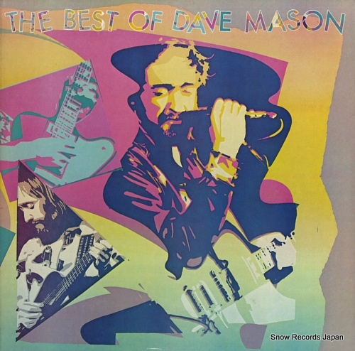 MASON, DAVE the best of dave mason FC37089 - front cover