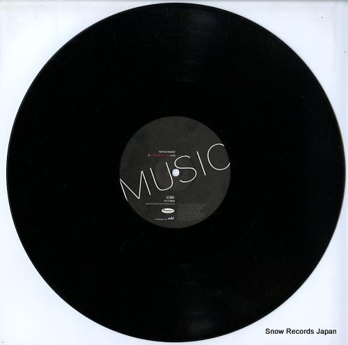 TIEFSCHWARZ music (part1) 0111110BTN - disc
