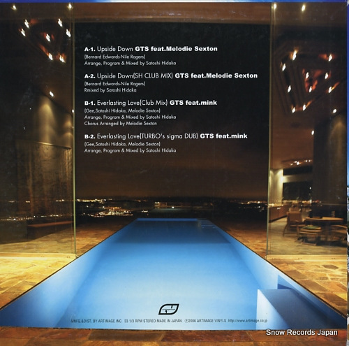 GTS winter e.p. AIV-12073 - back cover