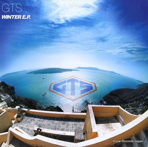 GTS winter e.p. AIV-12073 - front cover