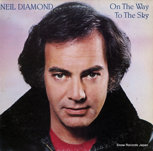 DIAMOND, NEIL on the way to the sky 25AP2248 - front cover