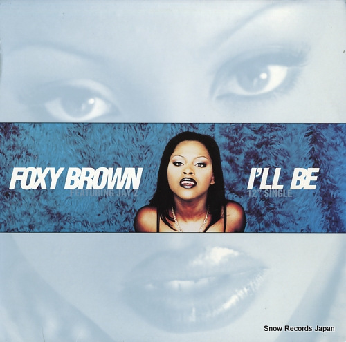 BROWN, FOXY i'll be 314574029-1 - front cover