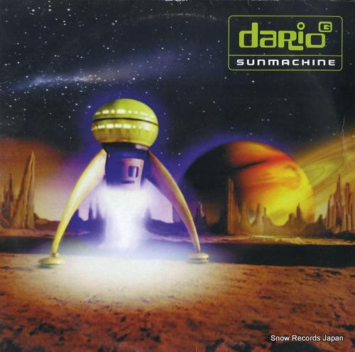 DARIO G sunmachine WEA173T/3984-24616-0 - front cover