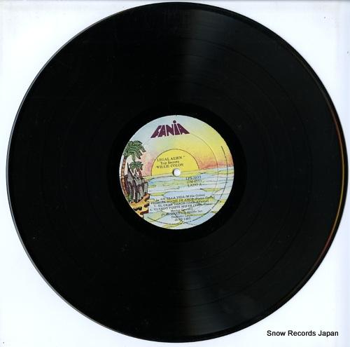 COLON, WILLIE / LEGAL ALIEN top secrets LPS-2033 - disc