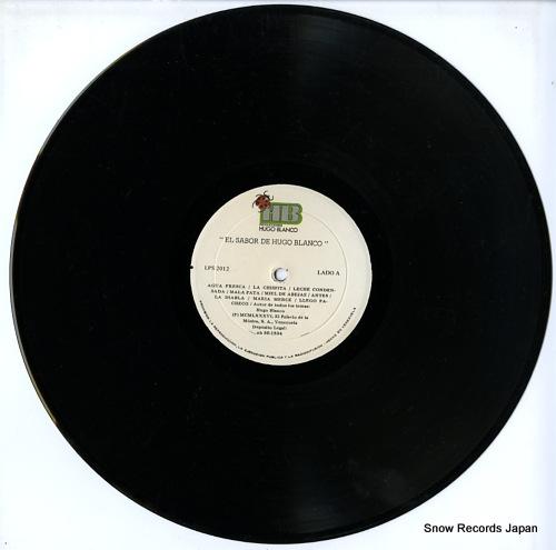 BLANCO, HUGO el sabor de hugo blanco LPS-2012 - disc