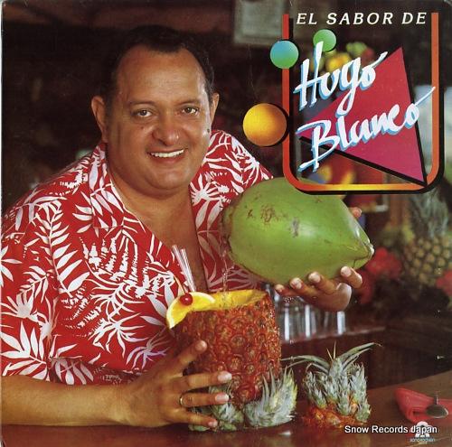 BLANCO, HUGO el sabor de hugo blanco LPS-2012 - front cover
