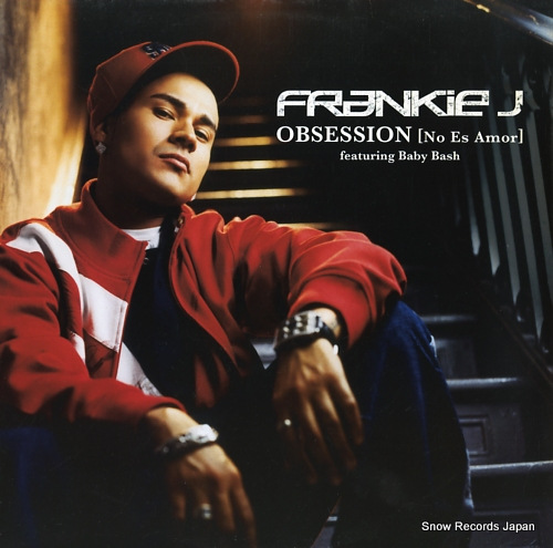 FRANKIE J. obsession (no es amor) 4470386 - front cover