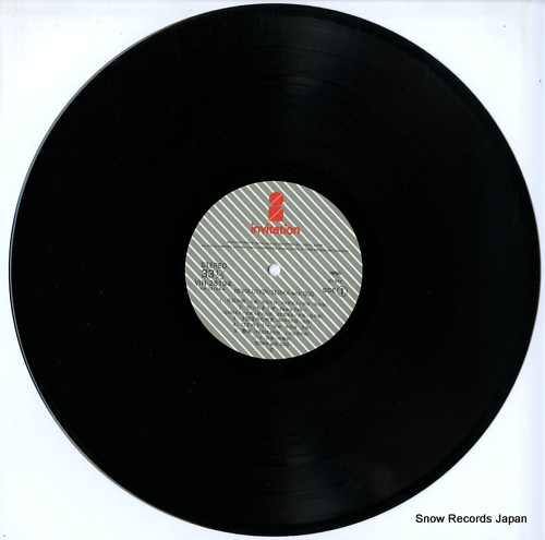 SERIKA WITH DOG revolution VIH-28194 - disc