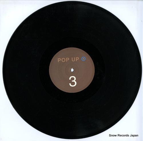 POP UP 3 POPUP03 - disc