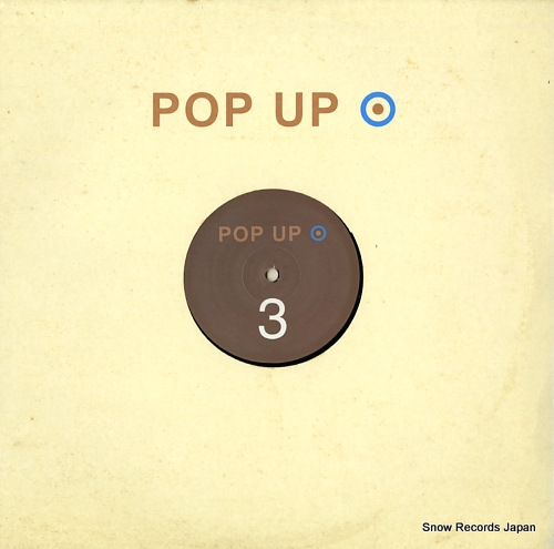POP UP 3 POPUP03 - front cover