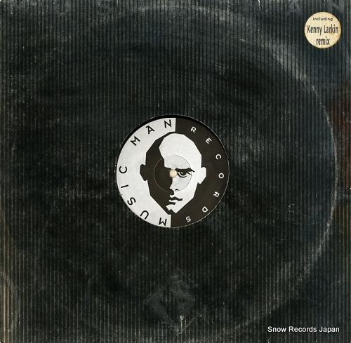 TEN bassbin MM020 - front cover