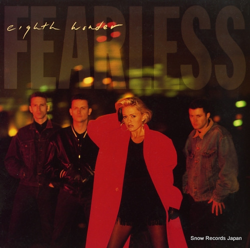 EIGHTH WONDER fearless 4606281 - front cover