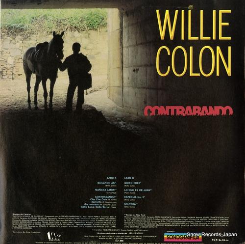 ウィリー・コロン contrabando 10.136